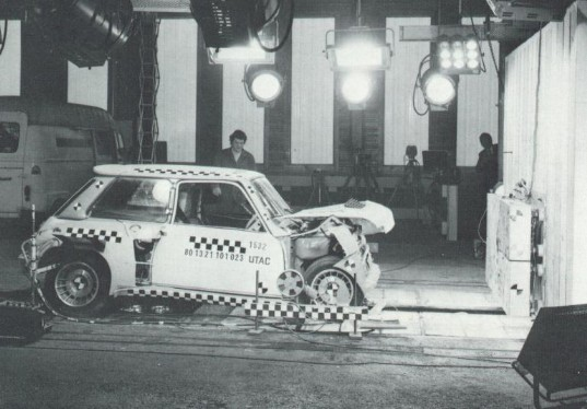 Crash Test, Renault 5